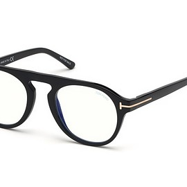 TOM FORD - ROUND OPTICAL