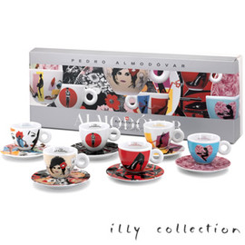 illy - Pedro Almodovar / illy collection[イリーコレクション]