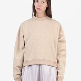 Acne Studios - Bird Fleece Beige Melange