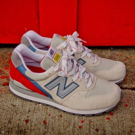 New Balance M996. Available at Kith Manhattan