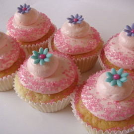 bellas cupcakes - Mother Day Cupcakes