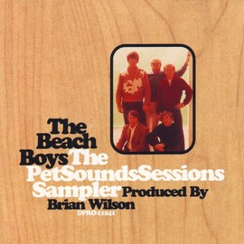 The Beach Boys - The Pet Sounds Sessions Sampler