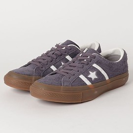 CONVERSE - STAR & BARS SUEDE GM GLAY
