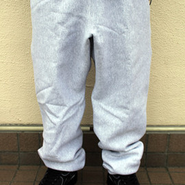 Camber - Heavy Weight Cros-Knit Sweat Pant