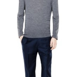Acne - Wall Street Trousers Shark Navy