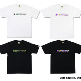 A BATHING APE x UNDEFEATED - コラボ Tシャツ #2