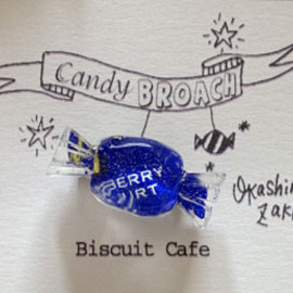 BISCUIT CAFE - Candy Broach (TypeC)