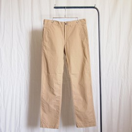 COMME des GARCONS HOMME - Cotton Weather Pants #beige