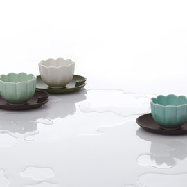 JIA - Lotus Dessert Set