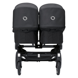 Bugaboo - Bugaboo Donkey Duo : All Black Special Edition