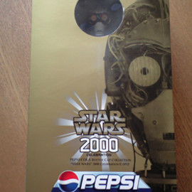 PEPSI - STAR WARS PEPSI 2000 BIG SOUND BOTTLE