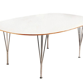 Arne Jacobsen - Superellipse Table