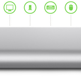 Belkin - THUNDERBOLT™ 2 EXPRESS DOCK HD