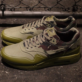 "Nike - NIKE AIR MAXIM 1 + FRANCE CC SP ""CAMOUFLAGE COLLECTION"""