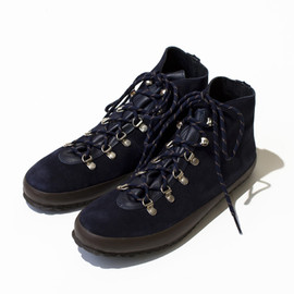 Solovair Mary Janes (navy)