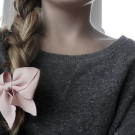 hairstyle - ribbon