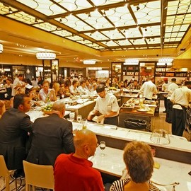 The Plaza Hotel, NYC - The Plaza Food Hall