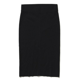 Yves Saint Laurent - Silk Blend Wool Stretch Material Tight Skirt