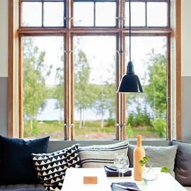 my scandinavian home - A SUPER STYLISH GET-AWAY IN NORTHERN SWEDEN