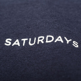 Saturdays Surf NYC - NY Stack T-shirt