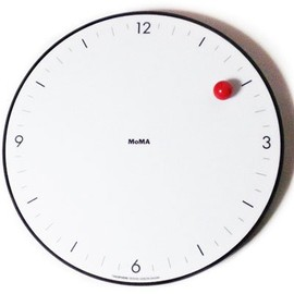 MoMA - Timesphere Clock by Gideon Dagan