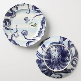 Anthropologie - From The Deep Dinner Plate