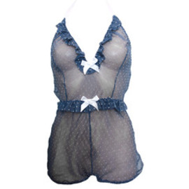 Loulou Loves You - Lux Playsuit