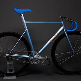 KRES Cycles - The KRES Pista/ Handcrafted Bike