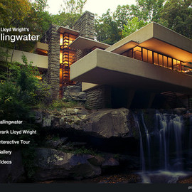 Planet Architecture - Frank Lloyd Wright – Fallingwater iPad app