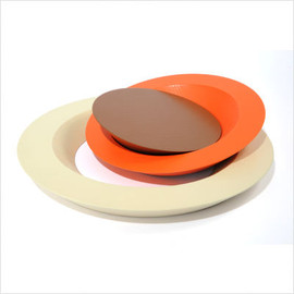 ALESSI - Essentiel De Patisserie Cake Plate by Matali Crasset and Pierre Herme