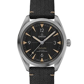OMEGA - Seamaster Railmaster Co-Axial Master Chronometer 40 mm