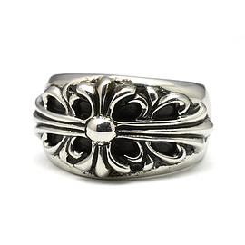 Chrome Hearts - Floral Cross Ring