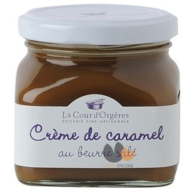 La Cour d'Orgères - Caramel Cream with Salted Butter