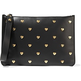 Sophie Hulme - Talbot embellished leather pouch