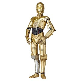 海洋堂, STAR WARS: REVO - No.003 C-3PO