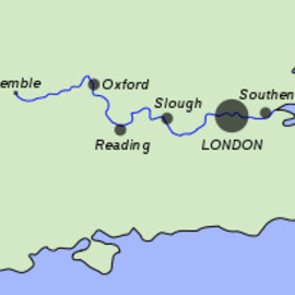 Waterway - The Thames River System