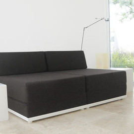 RADIUS DESIGN - Contemporary sofa bed