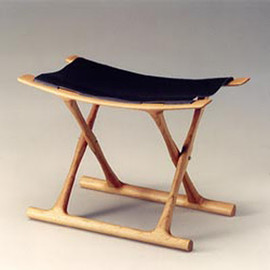 Ole Wanscher - Egyptian Stool