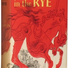 SALINGER, J.D.  - ''The Catcher in the Rye.'' First edition 1951