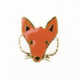 MÖDERNAKED - Fox Brooch