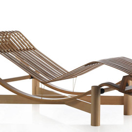 Charlotte Perriand - Chaise longue Tokyo
