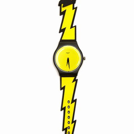 SWATCH - x JEREMY SCOTT LIGHTNING WATCH