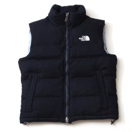 "THE NORTH FACE PURPLE LABEL - ""Loden Steiner"" Down Vest"
