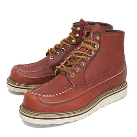 RED WING - RED WING 9851 Irish Setter Canoe Moc
