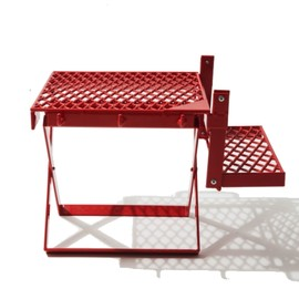 The Rhombus Mesh Table M ブライトレッド