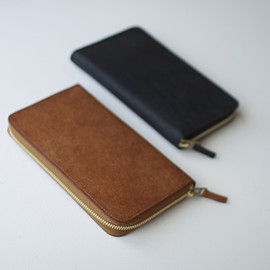 ARTS&SCIENCE - Simple zipper wallet