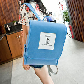 Fashion Casual Velvet Backpack