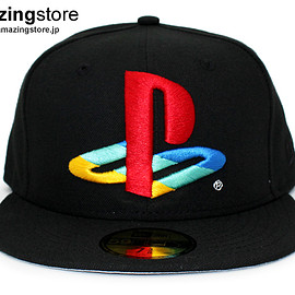 NewEra - NEW ERA PLAYSTATION 59FIFTY FITTED CAP