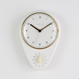 Junghans - Kitchen Clock by Max Bill