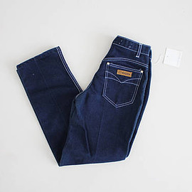 vintage - high waisted jeans | Gitano jeans | dark blue jeans